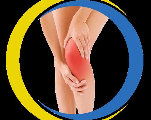 Боль под коленом - причины и лечение