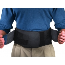 Бандаж на спину MUELLER LUMBAR BACK with REMOVABLE PAD