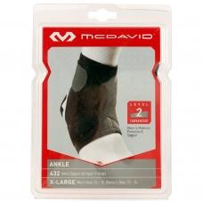 Неопреновая поддержка стопы с ремешками McDAVID 432
