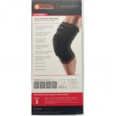 SHOCK DOCTOR Ultra Knit w/Dual Wrap & Hinges