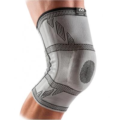 Эластичный коленный бандаж с гелевым кольцом McDAVID