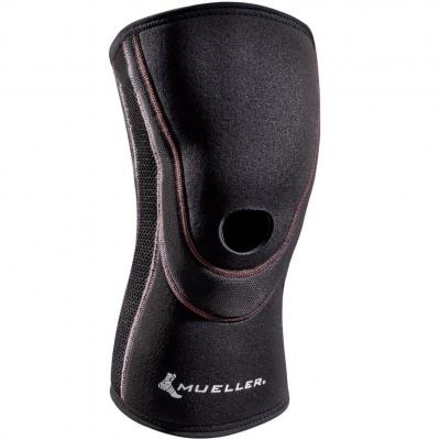 MUELLER Breathable Open Patella Knee Sleeve