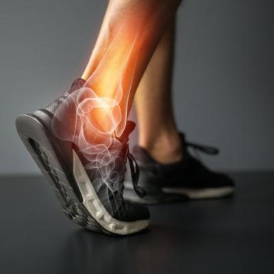 Реабилитация травмы лодыжки