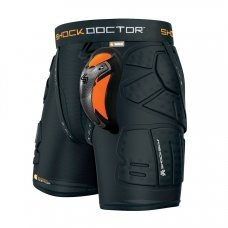 SHOCK DOCTOR Shockskin Lax Relax Fit Impact Short