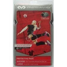Волейбольные наколенники с защитой McDAVID 6452XDD TeFlx (пара)