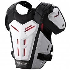 EVS Revo 5 Roost Deflector white