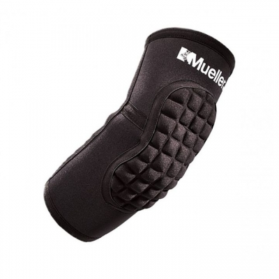 Неопреновые налокотники с защитой MUELLER SHOKK (пара)